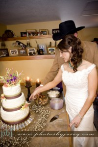 Desitination Wedding at Ringneck Ranch North Central Kansas
