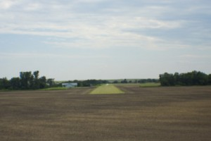 Ringneck Ranch Airstrip Looking South